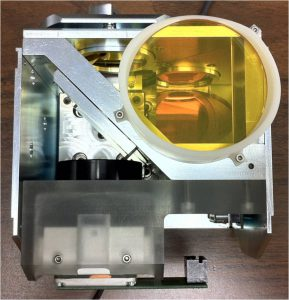 HSI optics